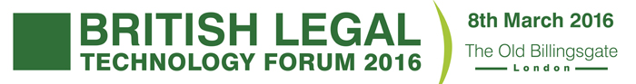 The British Legal Technology Forum 2016 in Review