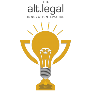 Apperio Wins an Alt.Legal Innovation Award