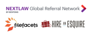 FileFacets and Hire An Esquire Launch within Nextlaw Global Referral Network