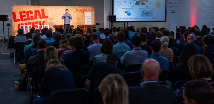 9 TAKEAWAYS FROM THE LEGAL GEEK CONFERENCE 2018